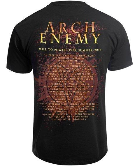 koszulka ARCH ENEMY - FIRST DAY IN HELL TOUR SUMMER 2019