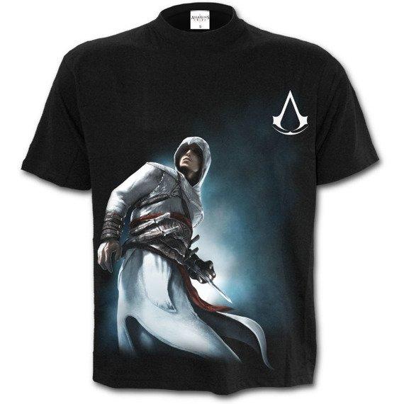 koszulka ASSASSINS CREED - ALTAIR SIDE PRINT