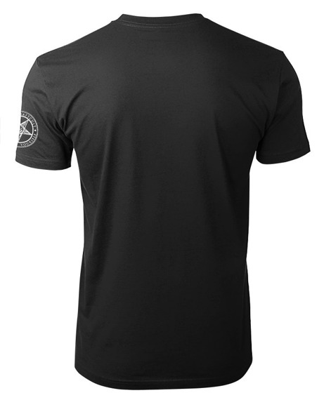 koszulka BLACK CRAFT - WEAR BLACK EAT PIZZA
