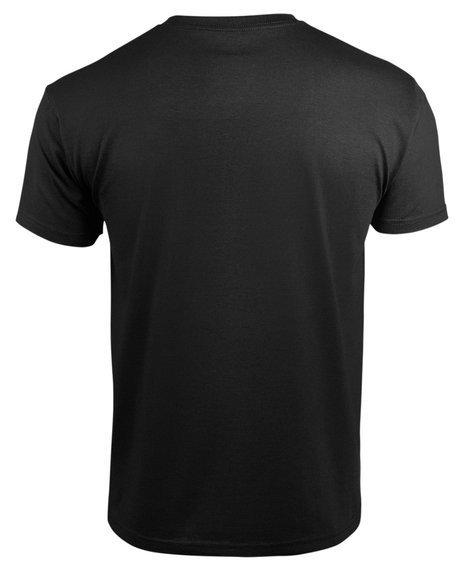 koszulka BLACK HEART - LOUD AND FAST