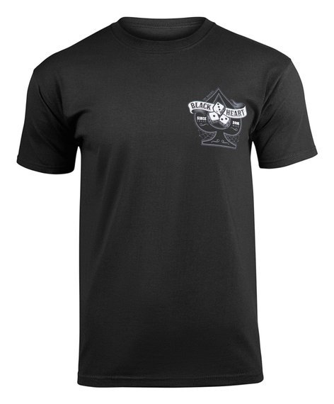 koszulka BLACK HEART - WIKI PIN UP