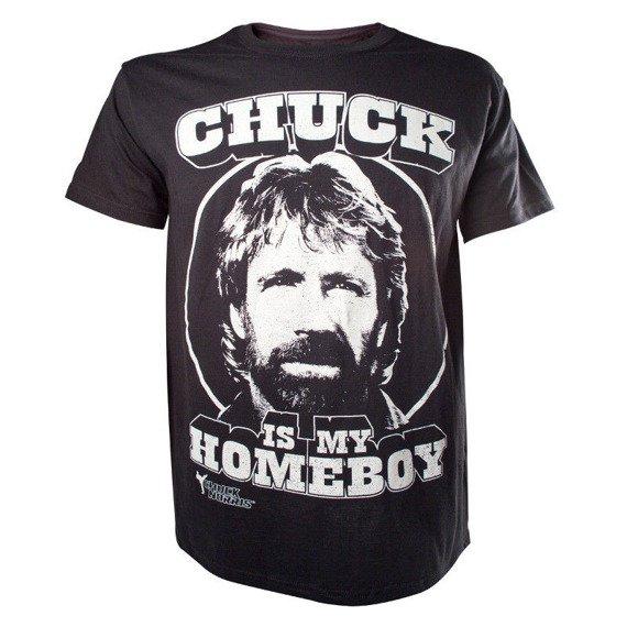 koszulka CHUCK NORRIS  - HOMEBOY