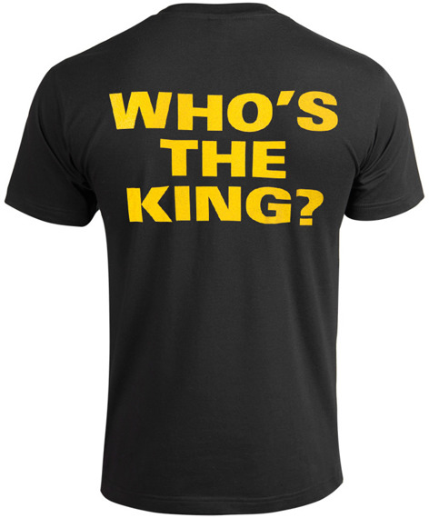 koszulka DOG EAT DOG - WHO'S THE KING