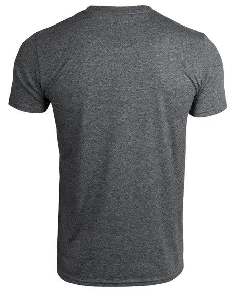 koszulka FIGHT CLUB - PROJECT MAYHEM szary melanż