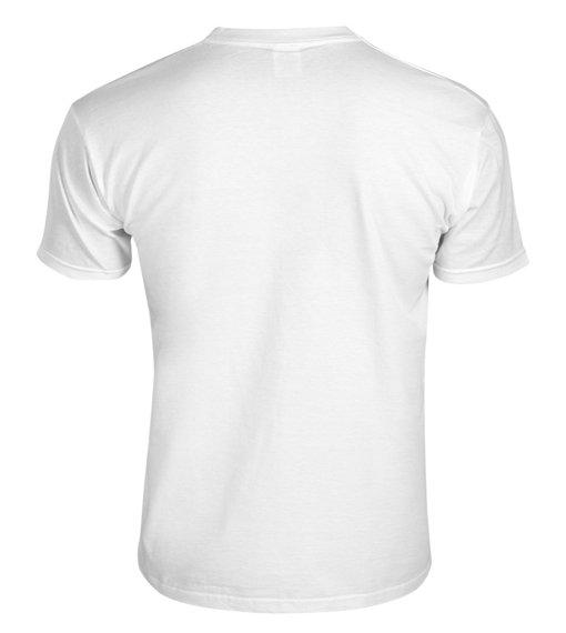 koszulka FRUIT OF THE LOOM - WHITE bez nadruku