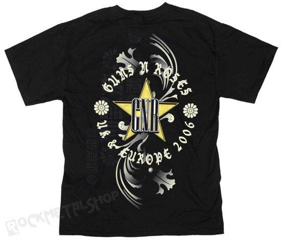 koszulka GUNS N' ROSES - STAR WILD