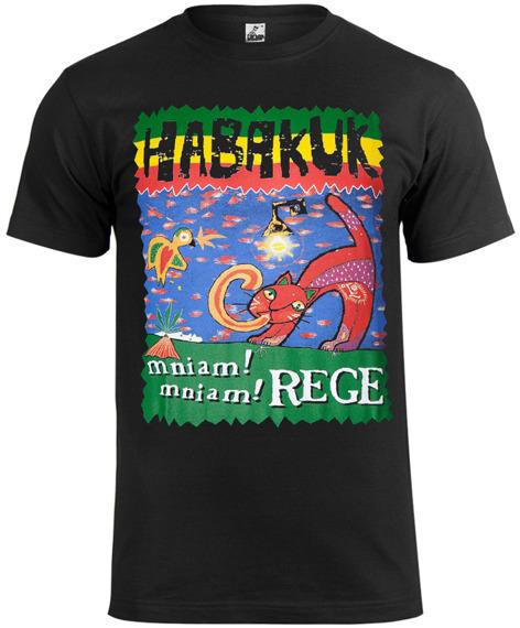 koszulka HABAKUK - MNIAM, MNIAM REGE