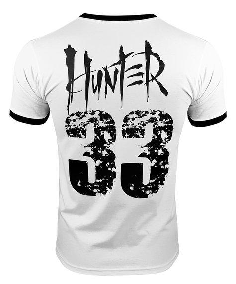 koszulka HUNTER - PIŁKARSKA (biała)