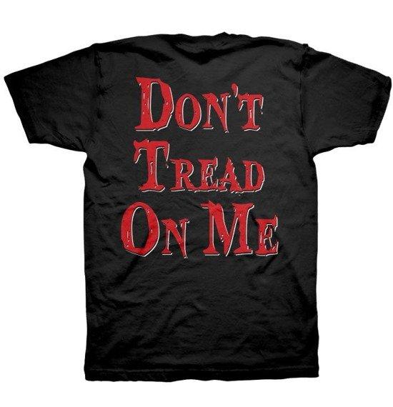 koszulka ICED EARTH - DON'T TREAD ON ME