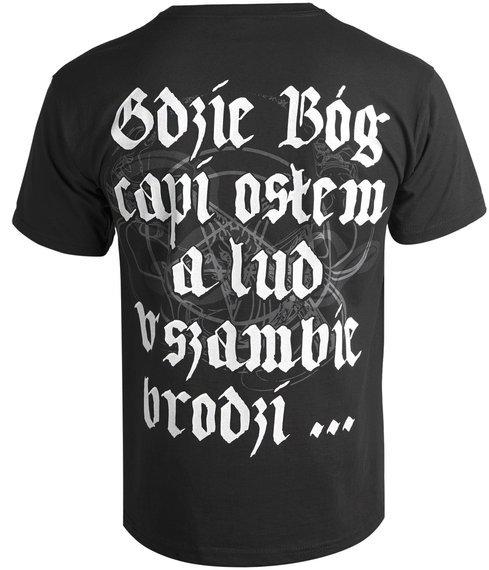 koszulka KAT & ROMAN KOSTRZEWSKI - GDZIE BÓG...