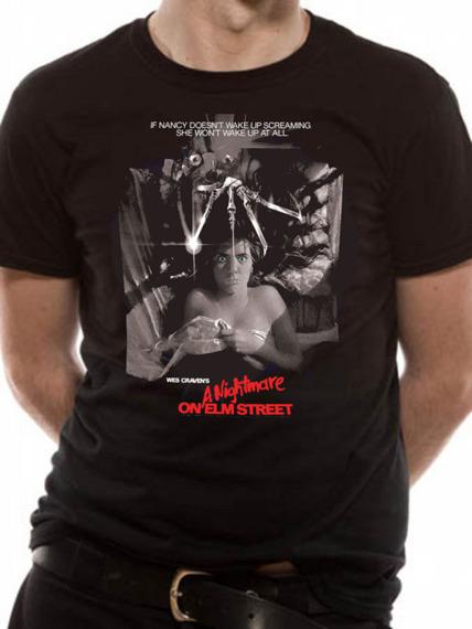 koszulka NIGHTMARE ON ELM STREET - MOVIE