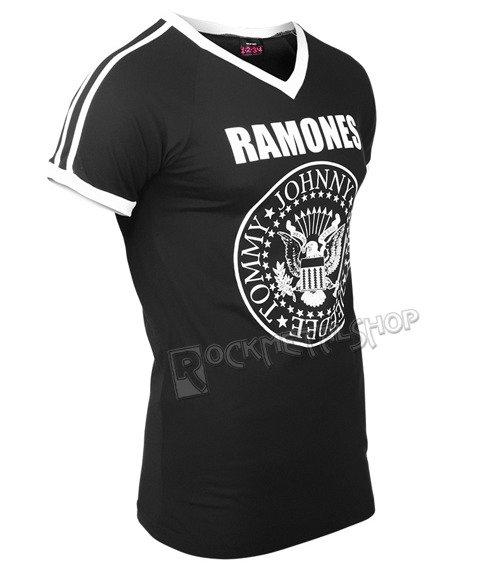 koszulka RAMONES - LOGO SEAL