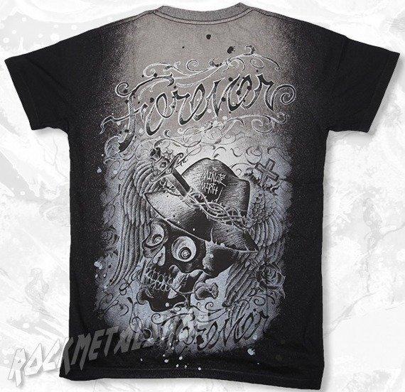 koszulka SHIROI NEKO (BLACK/BROWN)