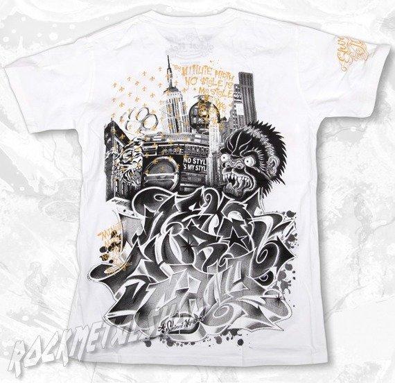 koszulka SHIROI NEKO (WHITE)