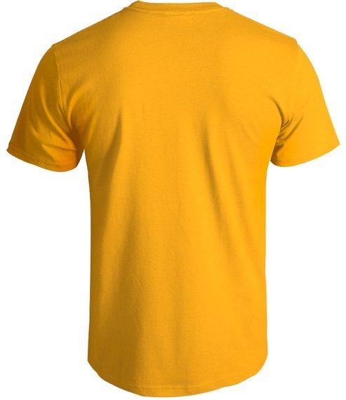 koszulka SMITHS - RIDE LIVE żółta