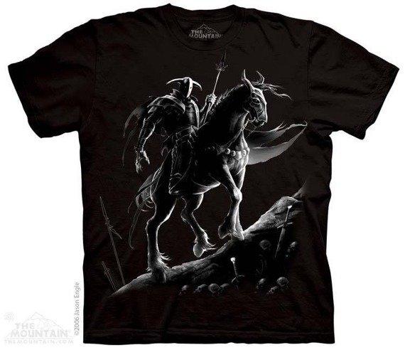 koszulka THE MOUNTAIN - DARK KNIGHT, barwiona