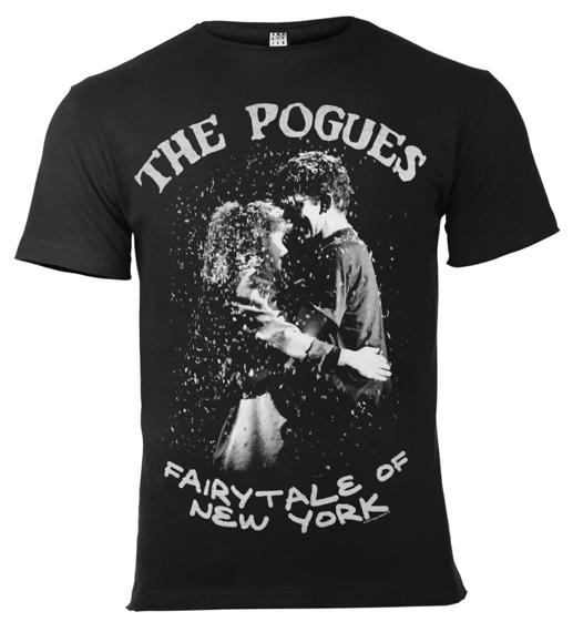 koszulka THE POGUES - FAIRYTALE OF NEW YORK