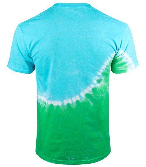 koszulka WOODSTOCK - GRAFFITI, barwiona