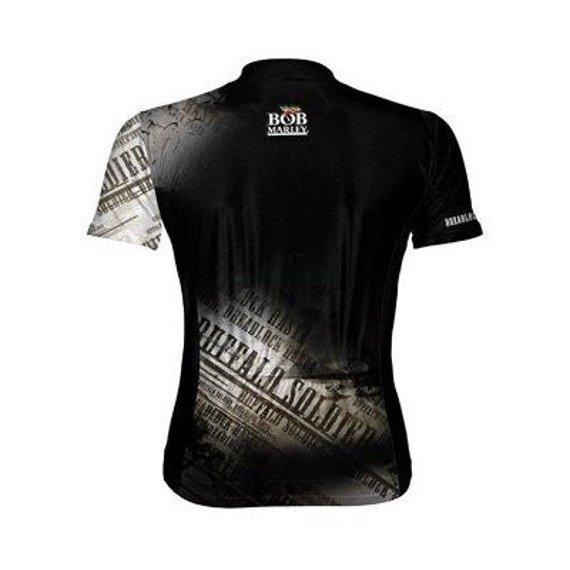 koszulka rowerowa BOB MARLEY - DREADLOCK RASTA (PRIMAL WEAR )