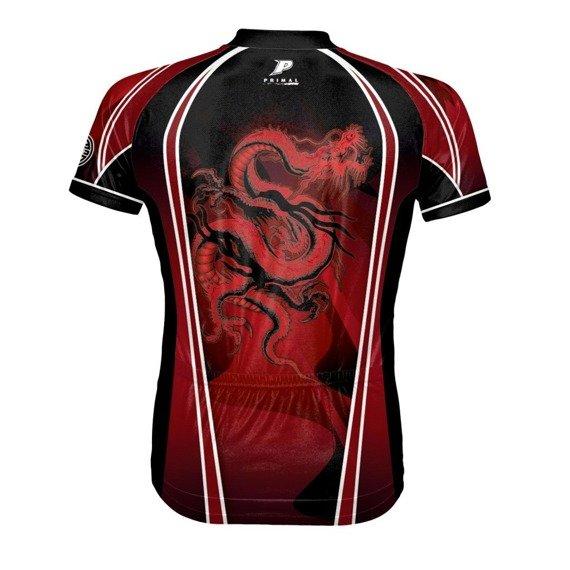 koszulka rowerowa RED DRAGON (PRIMAL WEAR )