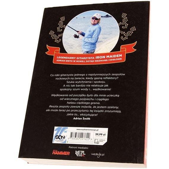 książka GIGANCI WÓD I ROCKA - OPOWIEŚCI GITARZYSTY IRON MAIDEN