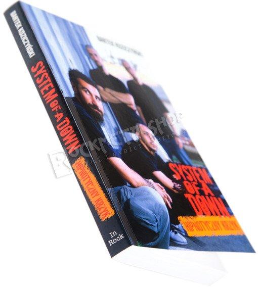 książka SYSTEM OF A DOWN: HIPNOTYCZNY KRZYK autor Bartek Koziczyński