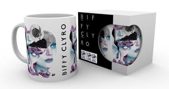 kubek BIFFY CLYRO - LIPS
