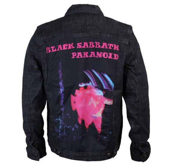 kurtka BLACK SABBATH - PARANOID DENIM JACKET