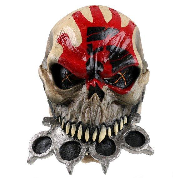maska FIVE FINGER DEATH PUNCH - KNUCKLE HEAD