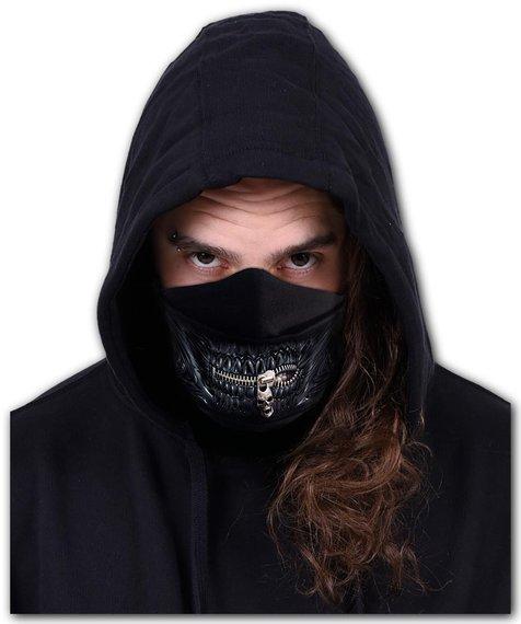 maska ochronna ZIPPED MOUTH