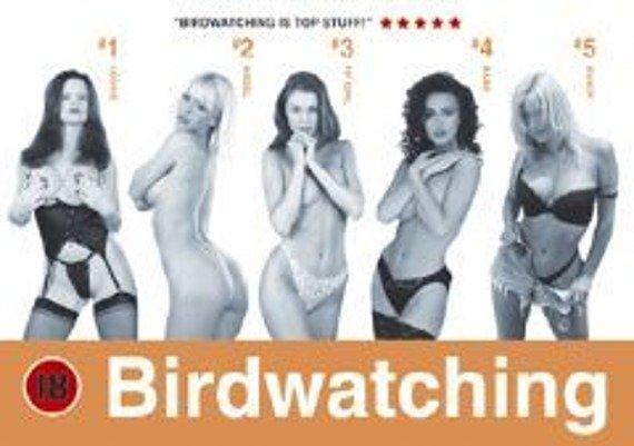 plakat BIRDWATCHING