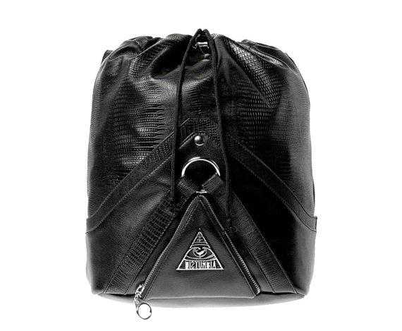 plecak DISTURBIA - ALL SEEING