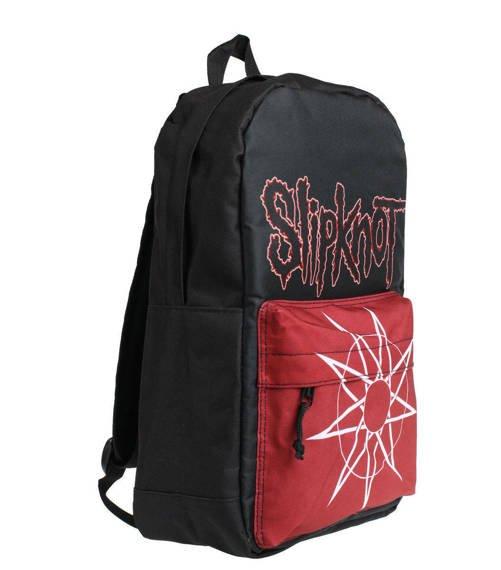 plecak SLIPKNOT - WANYK STAR RED