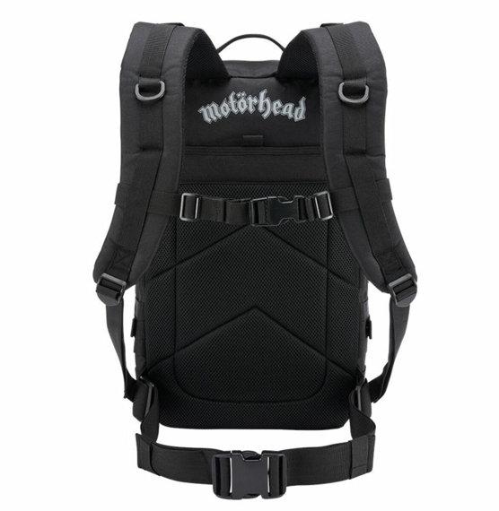 plecak taktyczny MOTORHEAD US COOPER LARGE black, 40 litrów