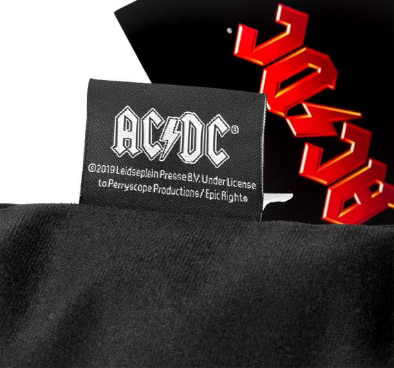 poduszka AC/DC - HELLS BELLS (45*45 cm)