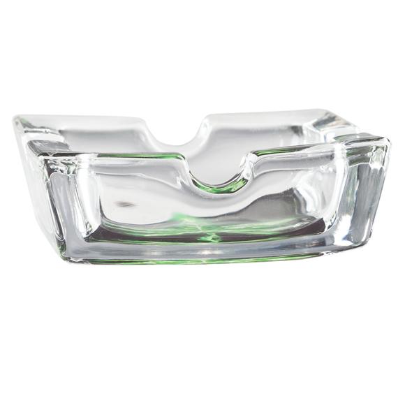 popielniczka szklana TRAWKA 12