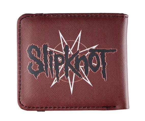 portfel SLIPKNOT - WANYK STAR RED
