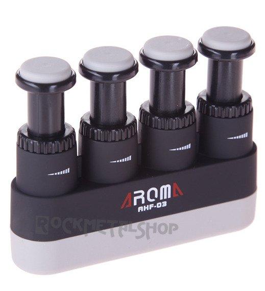 przyrząd do ćwiczenia palców dla gitarzysty AROMA AHF-03