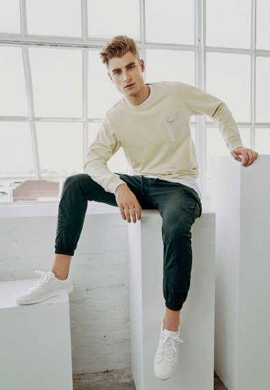 spodnie bojówki CARGO JOGGING PANTS
