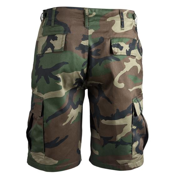 spodnie bojówki krótkie MMB US BDU SHORT WOODLAND