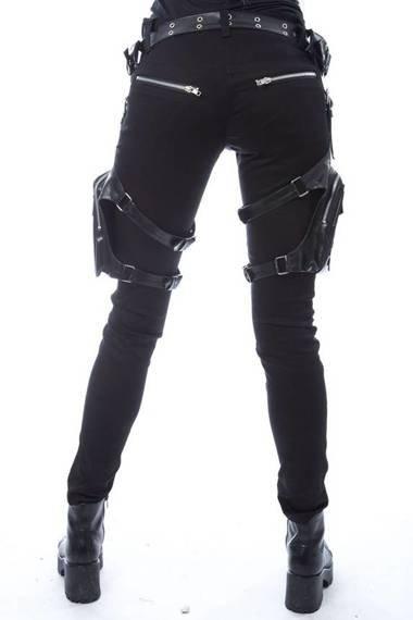 spodnie damskie VIXXSIN - VERITY