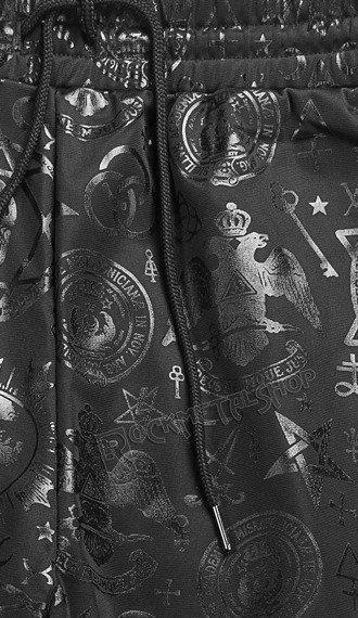 spodnie dresowe KILLSTAR - SCREW YOU TRACKSUIT