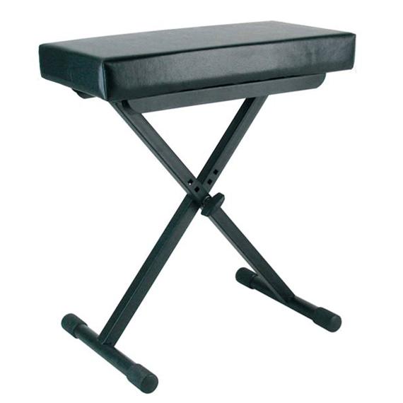 stołek / ława BOSTON - do PIANINA / KEYBOARDU