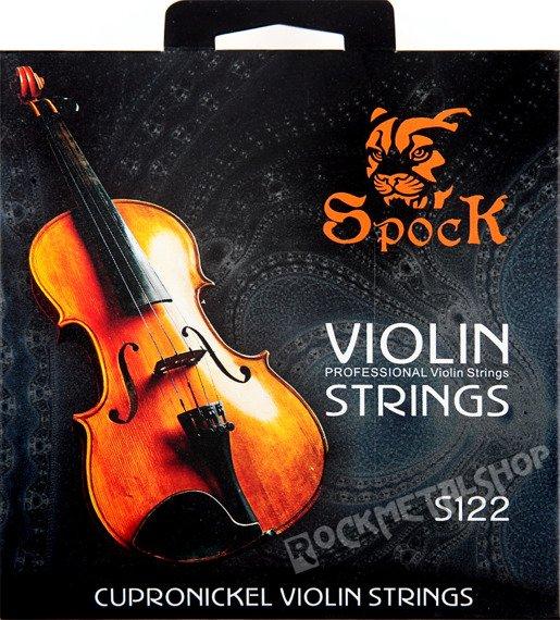 struny do skrzypiec SPOCK S122