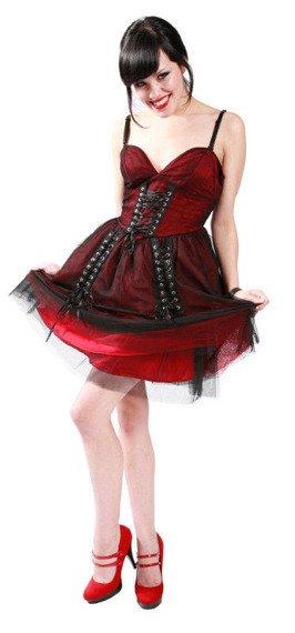 sukienka DEAD THREADS