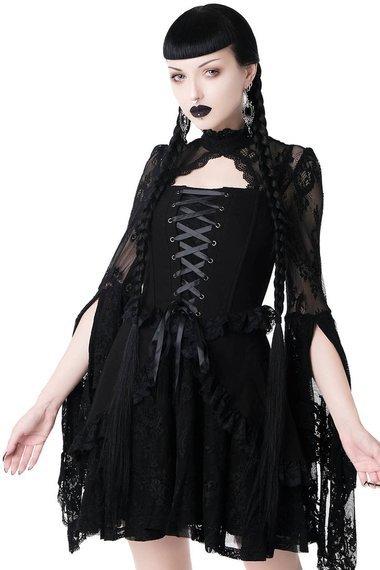 sukienka KILLSTAR - DARK MASQUERADE