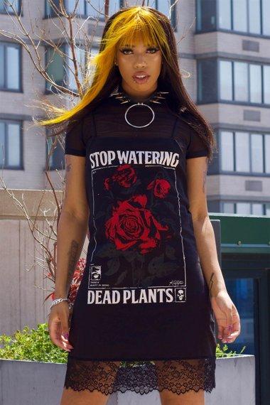 sukienka KILLSTAR - DEAD ROSE