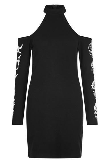 sukienka KILLSTAR - LUNA MORTE