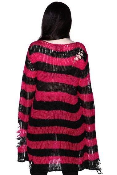 sweter KILLSTAR - MIKA (PINK)