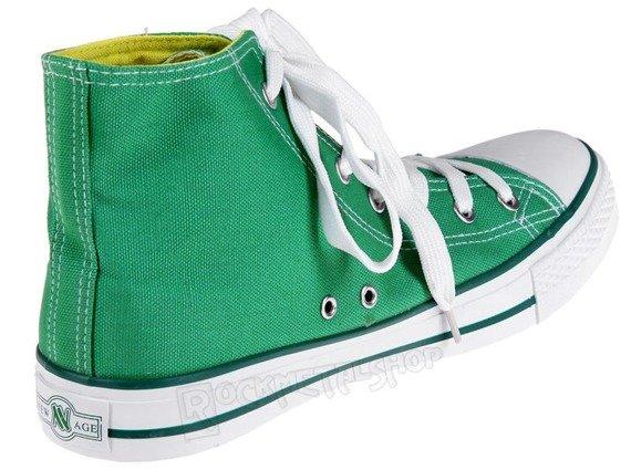 trampki NEW AGE - GREEN (082)